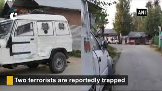 Jammu and Kashmir: Encounter breaks out between terrorists and security forces in Sopore