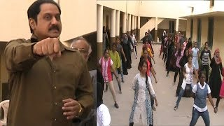 Women's Self Defense Program In Stanley Collage | Super Star Suman Talvar Visits |