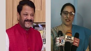 Mlc Fraooq Hussain Gives Flat Back To Amtul Wasay | Congress Leader Uzma Shakir Speaks To Media |