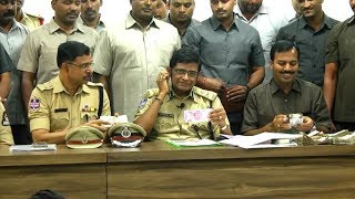 Fake Multinational Company Seized | 2 Crore Rupees Recovered By Hyderabad commissioner task force |
