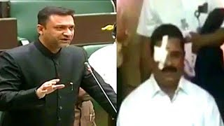 Akbaruddin Owaisi Speaks On The Attack On Council Chairman In Assembly | @ SACH NEWS |