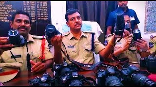 Don't Give Cameras ???? On Rent | Thief's Caught By Hyderabad Rein Bazar Police |