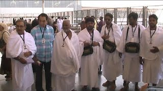 Umrah Group Of Supreme Travels Ki Rawangi Umrah Ke Liya | From Hyderabad |