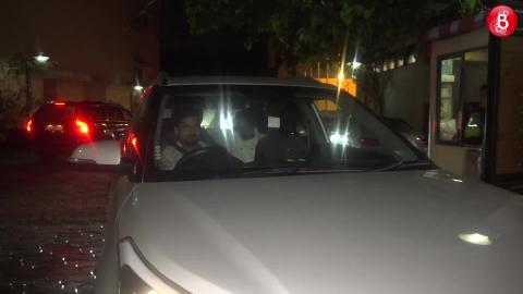 Bachchan's, Madhuri Dixit, Uravshi Rautela & Others Attend 'Fanney Khan's Screening