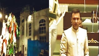 Akbar Uddin Owaisi On Masjid Attacked In Nirmal | Speaks In Assembly | @ SACH NEWS |