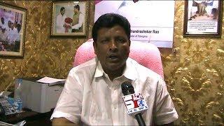Syed Akbar Hussain Chairman Telangana Minorities Finance Corporation Speaks With Sach News.