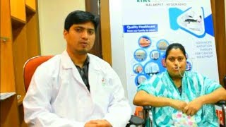 Easy Treatment For Cancer In Kims Bibi Cancer Hospital By Uday Chavan | In Hyderabad |