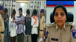 Auto Drivers Became Chain Snatchers | A Gang Got Arrested | By Rajendarnagar Police |