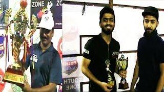 Hyderabad Police League Final   Abdul Khalid Qurashi Gets Man Of The Series   @ SACH NEWS  