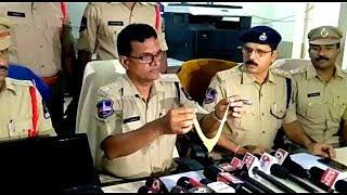 Up Ke Chooro Ka Hyderabad Mein Atank | Got Arrested By North Zone Police | @ SACH NEWS |