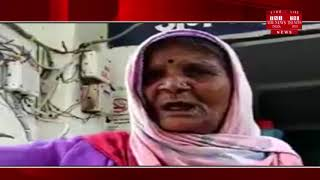 [ Mirzapur News ] Sasapati Patel, who lives in Parasurampur village of Mirzapur;
