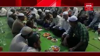 In Maharashtra, Police organized an Iftar party on the order of D.S P Nurul Hassan