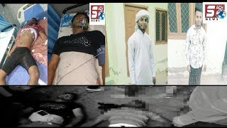 Naujawan Ki Maut Sadak Hadesa Mein At Attapur Hyderabad | @ SACH NEWS |
