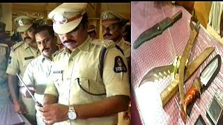 11 Rowdyshetters Arrested In Cordon Search In South Zone Rein Bazar | @ SACH NEWS |