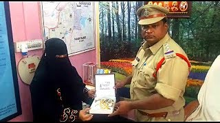 Women Lost Her 7 Tola Gold While Travelling | Gold Recovered By Chandrayangutta Police |