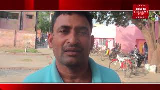 [ Rampur News ] A speeding truck ramp up in Rampur killed two youths on a bike collision