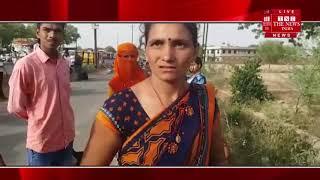[ Agra News ]आगरा में फिर पलटी बस मची चीख-पुकार, दो की मौत, दर्जनों घायल / THE NEWS INDIA