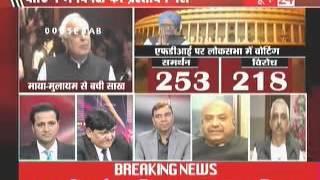 Sudhanshu Mittal On News 24 05-12-12 Part-2