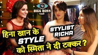 Smita Gondkar-s Bigg Boss Marathi SHOPPING Details | CLOTHES | ACCESORIES | Stylist Richa Ranawat