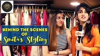Smita Gondkar's Walk-In-Wardrobe | Bigg Boss Marathi Fame | Stylist Richa Ranawat | STYLE INN