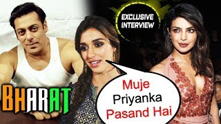 Disha Patani OPENS Up On Her Role In Salman's BHARAT, Priyanka Chopra Is Disha's ROLE MODEL