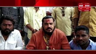 [ Nanded News ] Motor bike rally was removed from main road in Nanded district
