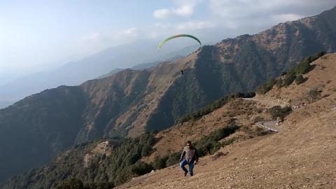 Paragliding Bir Billing - Himachal Pradesh - Dharamshala