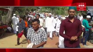 [ Mirzapur News ] Eid prayers in Mirzapur with great respect / THE NEWS INDIA