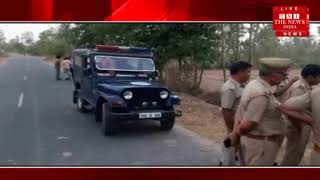 [ Sambhal News ] Robbery looted 225,000 cash in Sambhal and looted the day.