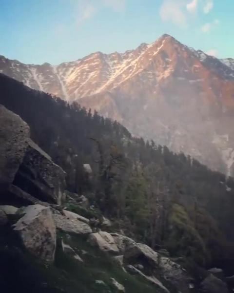 Triund Hill - Dharamshala - Jay