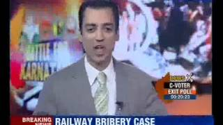 Sudhanshu Mittal Speaks On the Battle for Karnataka 2013 and Yeddy Factor( NewsX 05-05-2013 Part-1)