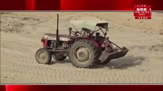 [ Ballia News ] बलिया के बीजेपी सांसद पर अबैध जमीन कब्जा करने का  आरोप THE NEWS INDIA
