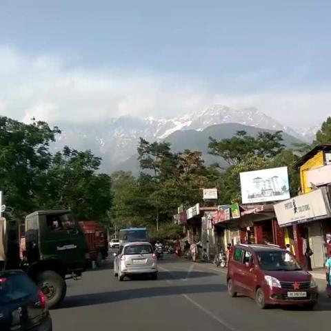 Dharamshala - Comment Exact place