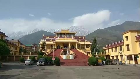 Gyuto Tantric Monastry Dharamshala