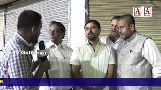 Happy Birthday B. Z. Zameer Ahmed Khan Celebration By B Z Fans Group Gulbarga