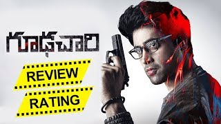 Goodachari Movie Review Ratings - Adivi Sesh , Sobhita Dhulipala - Bhavani HD Movies