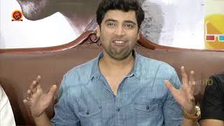 Adivi Sesh Speech @ Goodachari Movie Success Meet | Adivi Sesh | Shibhitha | Prakash