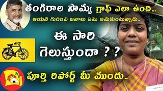 MLA Thangirala Soumya Full Report | Andhra Pradesh MLAs Survey | Daily Poster