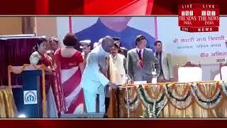 [ Allahabad ] राष्ट्रपति रामनाथ कोविंद मेडिकल एसोसिएशन के शताब्दी समारोह में हुए शामिल