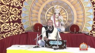 Bhikhudan Gadhavi At Ratnakar Sanman Samaroh Sardhar 2014