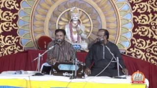 Biharibhai Gadhavi & Abheshinh Rathod At Ratnakar Sanman Samaroh Sardhar 2014