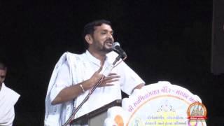 Ghanshyam Lakhani  At Ratnakar Sanman Samaroh Sardhar 2014