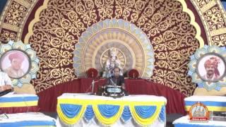 Hasmukhbhai patadiya At Ratnakar Sanman Samaroh Sardhar 2014