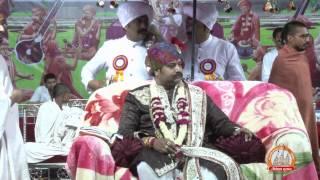 Jagmal Barot At Ratnakar Sanman Samaroh Sardhar 2014