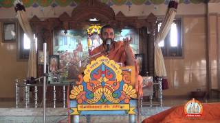 Aabhaydan Masik Satsang Sabha At Sardhar 07-09-2014 Purnaswarup swami Magniram Aakhyan