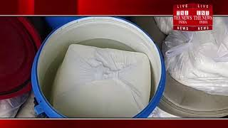In Shamli, the police recovered a huge amount of synthetic paneer while taking action.