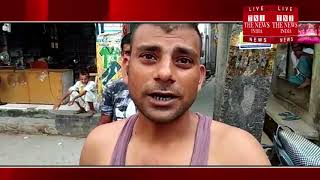 Burning lights break down in Bhojpur of Moradabad / THE NEWS INDIA
