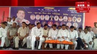 बिजनौर के नजीबाबाद में बसपा सम्मेलन में  BSP press conference at BSP leader Haji Ahsan's residence