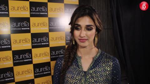 Disha Patani Talks About Her Role In 'Bharat' & Priyanka Chopra!