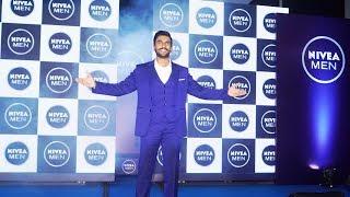 Funniest Brand Launch | Ranveer Singh | NIVEA MEN'S Grooming Brand Nivea Men